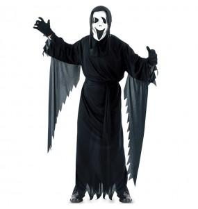 Costume da Scream per uomo
