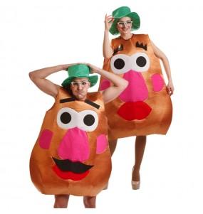 Travestimento Mrs. Potato adulti per una serata in maschera