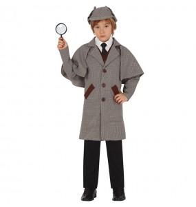 Costume da Sherlock Holmes per bambino
