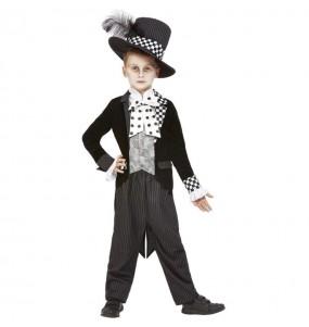 Costume da Cappellaio Matto cattivo per bambino