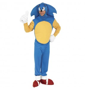 Costume Sonic the Hedgehog per uomo
