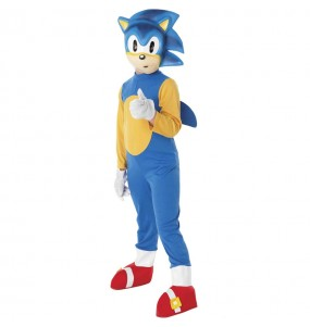 Costume Sonic the Hedgehog per bambini