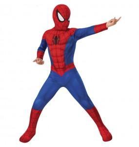Costume da Spiderman classic per bambino