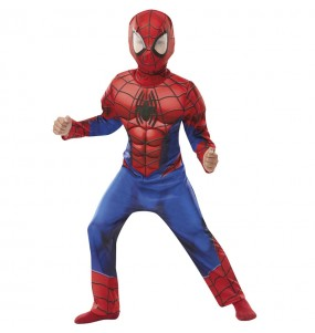 Costume da Spiderman Deluxe per bambino