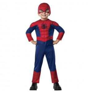 Costume da Spiderman Marvel per neonato