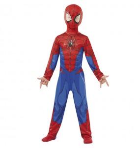 Costume da Spiderman marvel per bambino