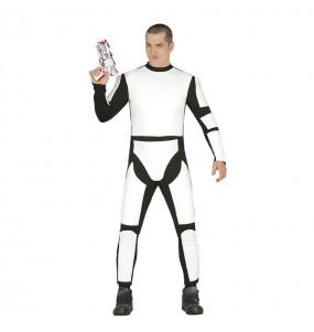 Travestimento Stormtrooper imperiale adulti per una serata in maschera