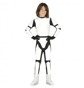 Travestimento Stormtrooper Imperiale bambino che più li piace