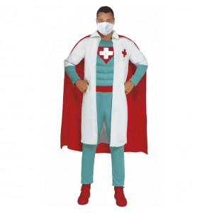 Costume da Super Dottore per uomo