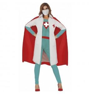 Costume da Super Dottoressa per donna