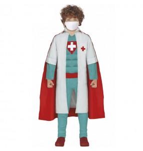 Costume da Super Dottore per bambino