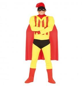 Travestimento Supercat Supereroe Catalano adulti per una serata in maschera