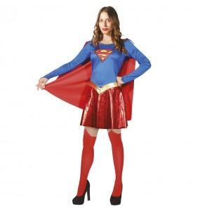 Costume da Supergirl Classic per donna