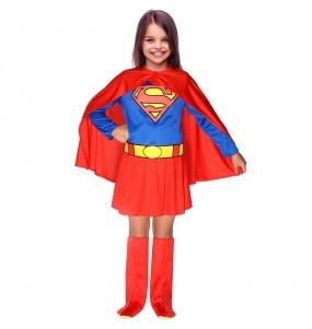 Costume da Supergirl Classic per bambina