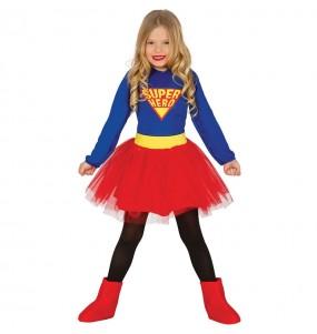 Travestimento Supergirl bambina che più li piace