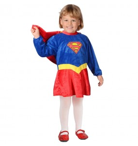 Costume da Supergirl per neonato