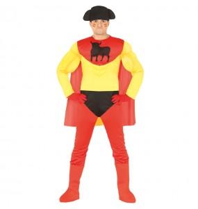 Travestimento Supereroe Spagnolo adulti per una serata in maschera