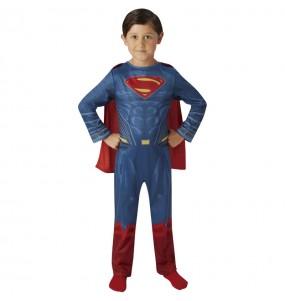 Travestimento Superman Justice League bambino che più li piace