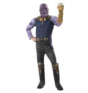 Travestimento Thanos Infinity War adulti per una serata in maschera