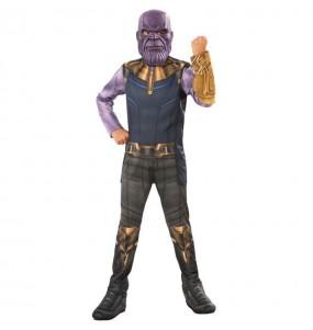 Travestimento Thanos Infinity War bambino che più li piace