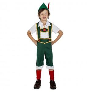 Costume da Tedesco tirolese per bambino