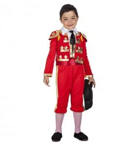 Costume da Torero luci per bambino