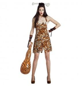 Costume da Troglodita selvaggio per donna