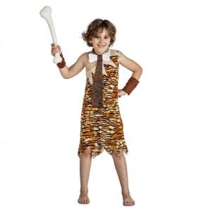 Costume da Troglodita selvaggio per bambino