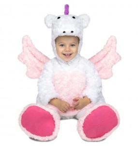 Travestimento Unicorno in peluche bambino che più li piace