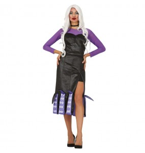 Costume da Ursula La Sirenetta per donna