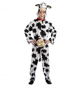Costume da Mucca da latte per uomo