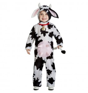 Costume da mucca da latte per bambino