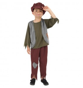 Travestimento Bimbi Sperduti Peter Pan bambino che più li piace