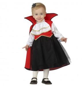 Costume da Vampira gotica per neonato