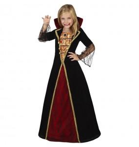 Costume da Vampira di mezzanotte per bambina