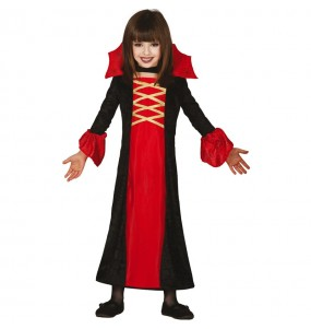Costume da Vampira royal per bambina
