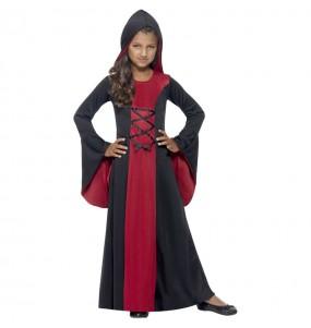 Costume da Vampira Settaria per bambina
