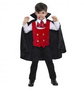Costume da Vampiro delle tenebre per bambino