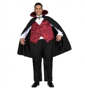 Travestimento Vampiro paffuto adulti per una serata ad Halloween