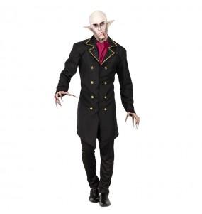 Travestimento Vampiro Nosferatu adulti per una serata ad Halloween