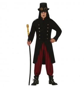 Costume da Vampiro Steampunk per uomo