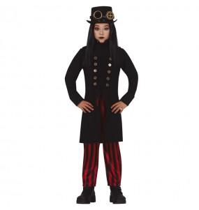Costume da Vampiro Steampunk per bambino