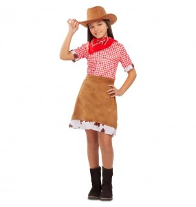 Travestimento Cowgirl Americana bambina che più li piace