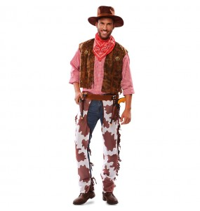 Travestimento Cowboy Far West adulti per una serata in maschera