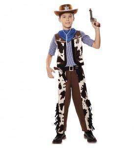 Costume da Cowboy cannoniere per bambino