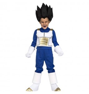 Travestimento Vegeta Dragon Ball bambino che più li piace
