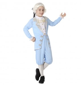 Travestimento Veneziano Cavaliere Blu bambino che più li piace