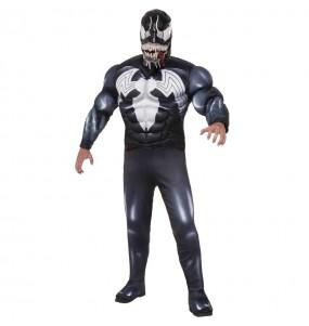 Travestimento Venom adulti per una serata in maschera