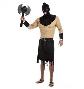 Costume da Boia musculoso per uomo