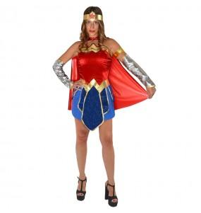 Costume da Wonder Woman Classic per donna